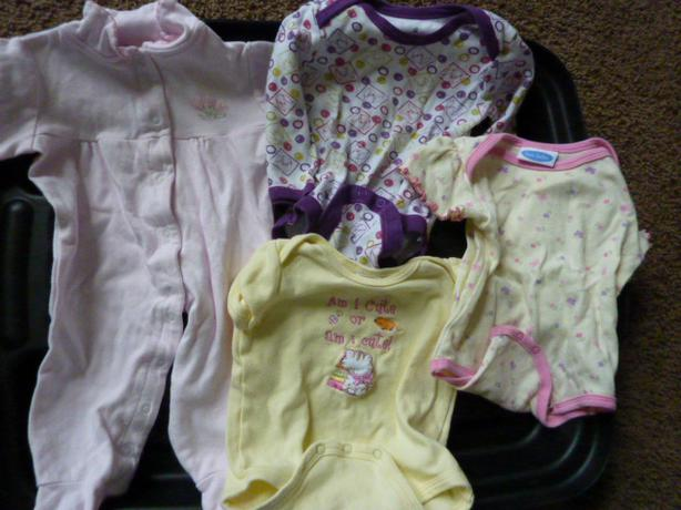 3 - 6 months Baby Clothes