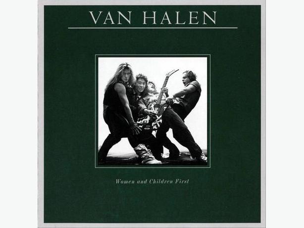 Van Halen Women And Children First 1980 Vinyl Lp Central