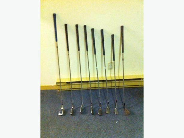 Individual Golf Clubs - $3 each