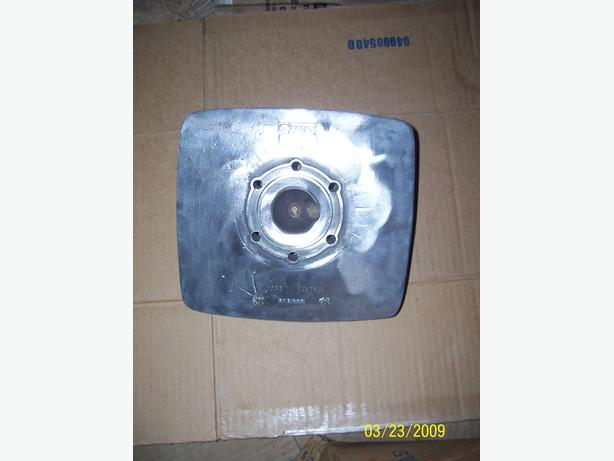 Can Am TNT 175 engine head cylinder head