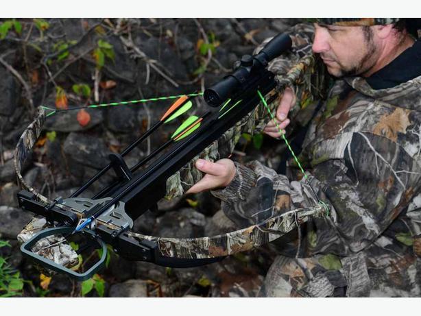 225 lb crossbow