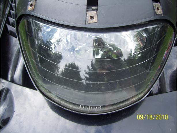 Yamaha VMax 750 VMax 4 VMax 800  headlight