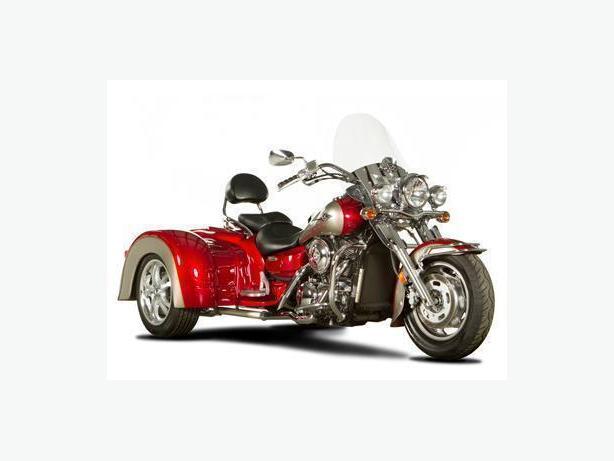 Kawasaki 1500/1600 Classic Trike
