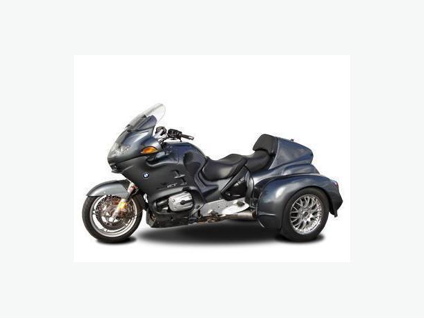 BMW R1150RT Trike Conversion