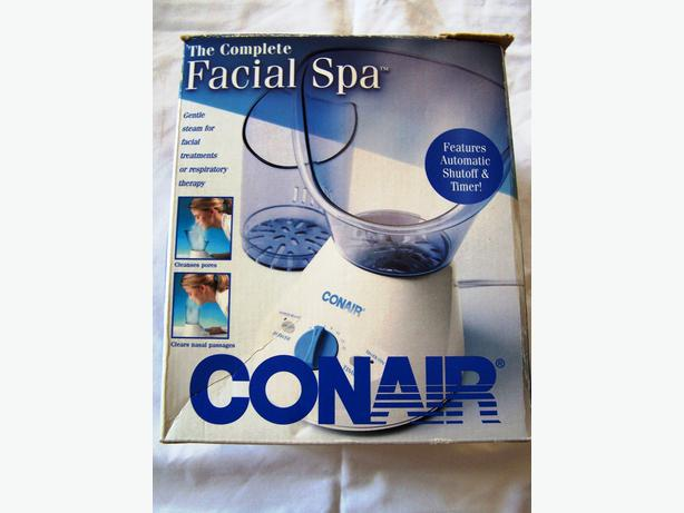 Care Manual For Conair Complete Facial System 103