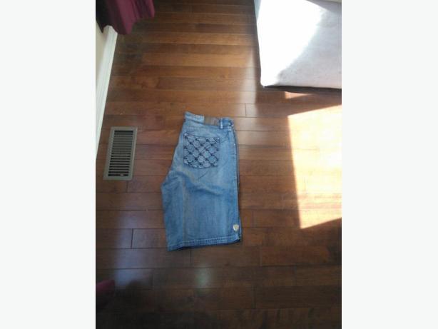 LRG Jean Shorts