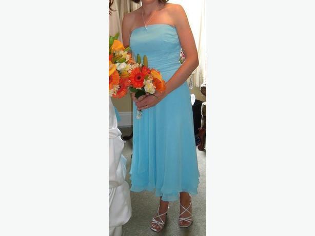 Bridesmaid Dress Size 6
