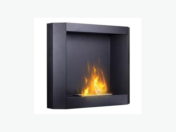 foyer l 39 thanol mural wallmount ethanol fireplace kosha