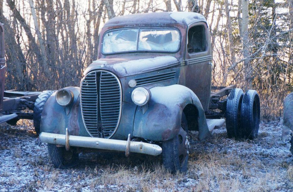 Wanted 1946 47 Ford Mercury Truck East Regina Regina