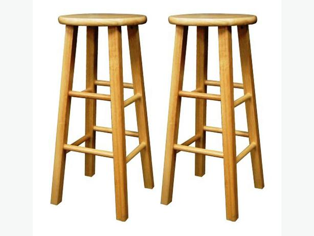 Winsome 29 Inch Square Leg Bar Stool Set 30 Each Or 50