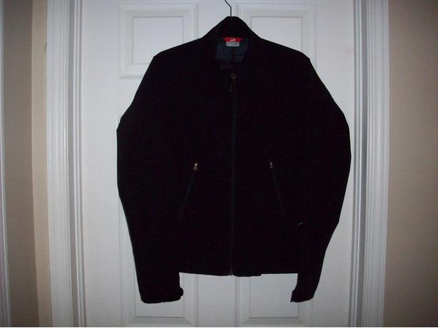 Ladies Black Summer Jacket - Size Medium