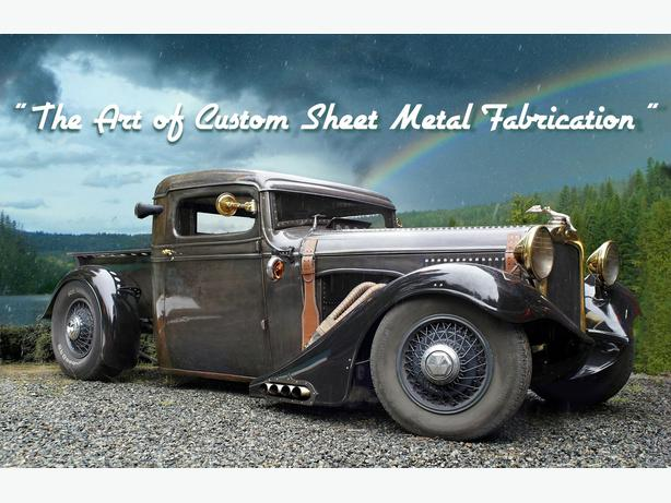 Custom Old School Cars