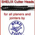 Saw Blades, Molding Knives, Router Bits, Shaper Cutter Heads, SHELIX heads