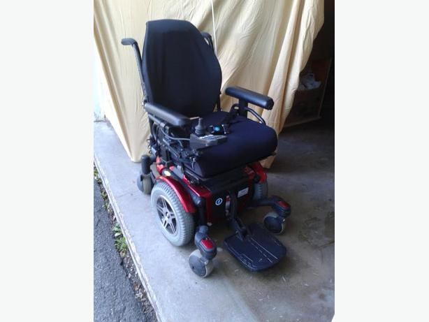NEW PRICE!  BUY ME!!  Powered Wheelchair etc.