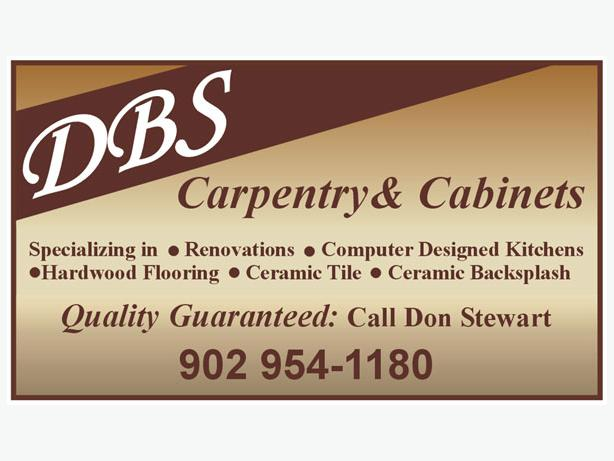 Dbs Carpentry Amp Cabinets Prince County Pei