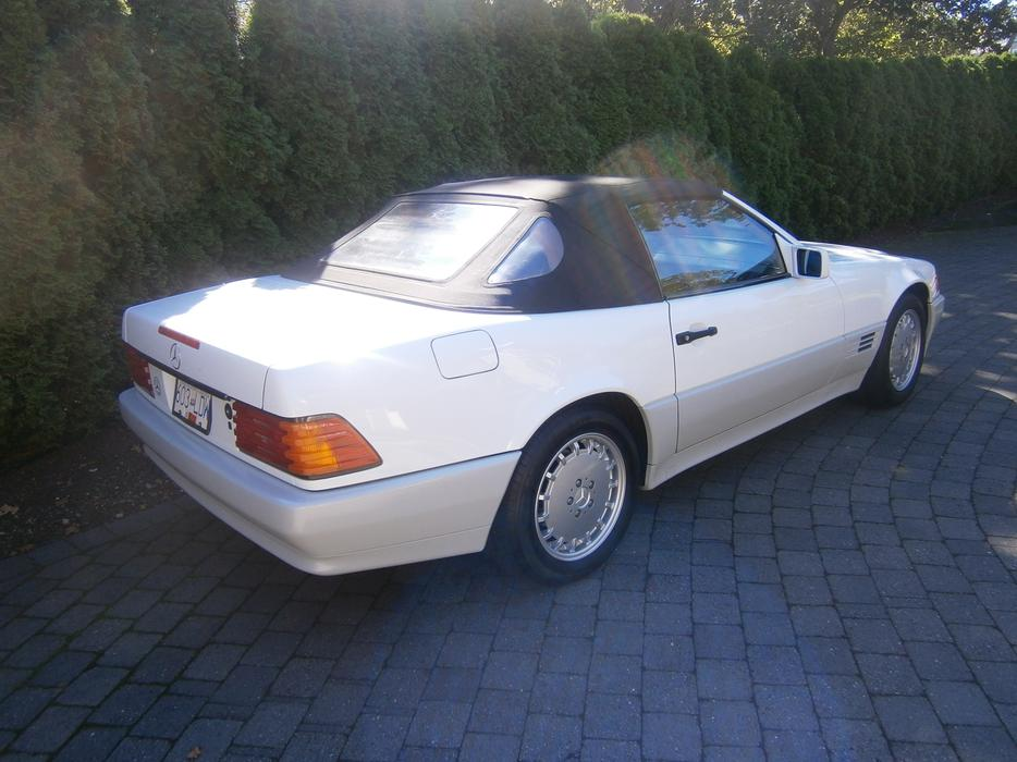 1991 Mercedes Benz 300sl Roadster Victoria City Victoria