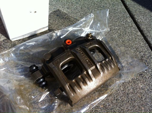 Ford F150 Amp F250 Amp Lincoln New Front Brake Caliper Set