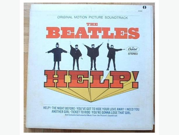 Beatles Help! Movie Soundtrack Beatles Help! Movie Soundtrack Vinyl LP