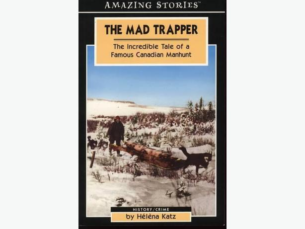 Rat River Trapper Albert Johnson Book by