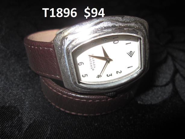 .925 Sterling Silver Silpada jewellery - Pendants & Watch