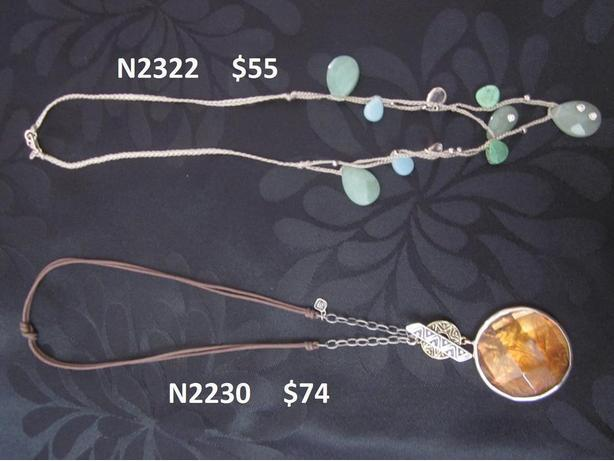 .925 Sterling Silver Silpada jewellery - More Necklaces