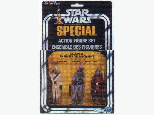 WANTED: Vintage (1977-1985) Canadian Star Wars Items