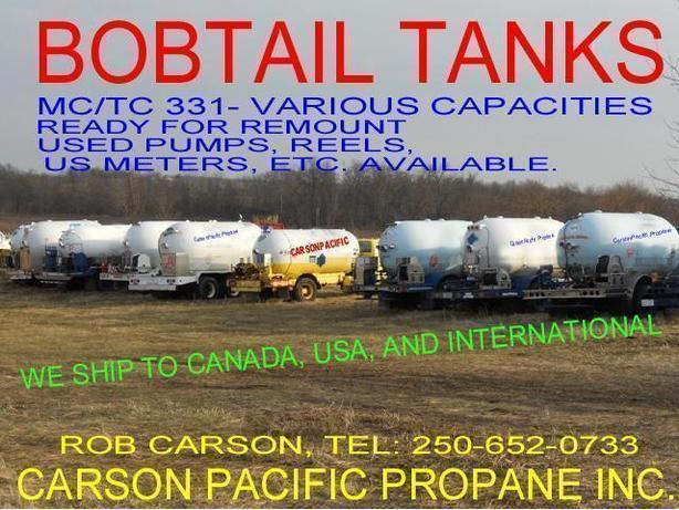 Freightliner BOBTAIL MC-TC-331 TANKS