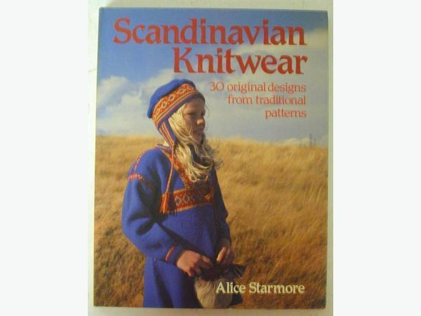 Used Knitting Books