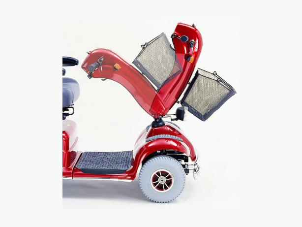 FOR SALE OR TRADE ELECTRIC SCOOTER -WEIGHT CAPACITY 500 Pnds -BIGGER ONE Victoria City, Victoria