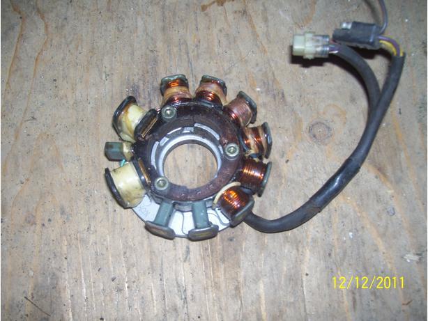 Arctic Cat ZR500 ZR600 ZL500 ZR440 Sno Pro stator magneto