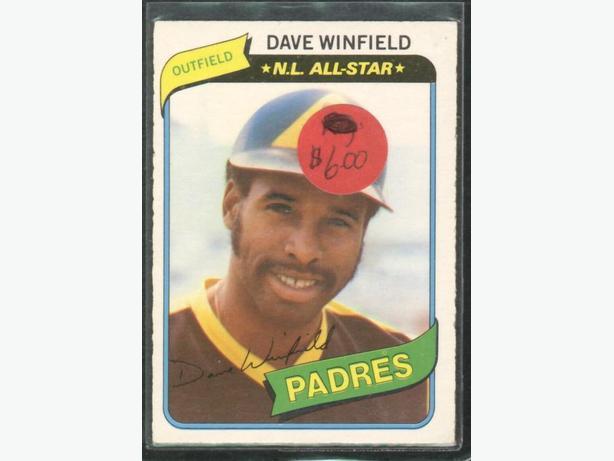 1980 O-Pee-Chee #122 Dave Winfield