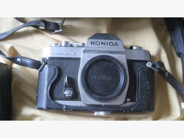 Konica 35mm Camera