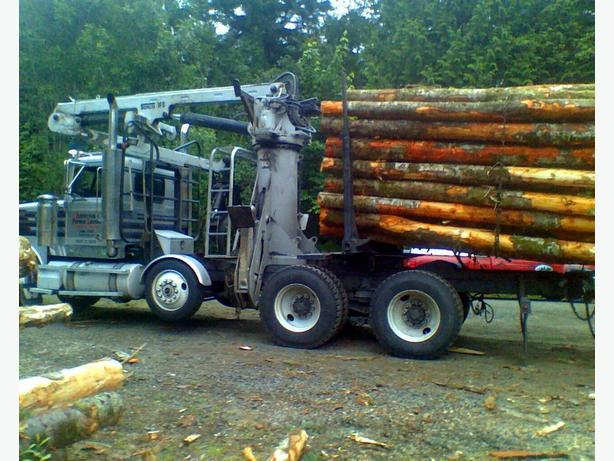FOR SALE Firewood Log Loads, Selling Firewood, Wood Heat , King County, Pierce