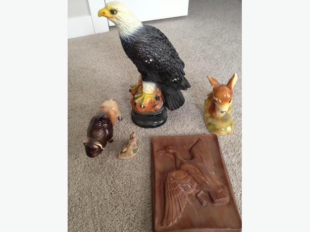 Animal Figurines - Various