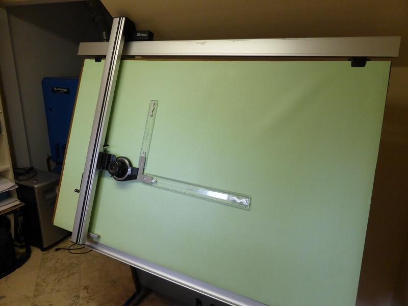 Architect Engineers Professional Drafting Table Amp Track