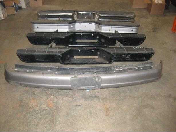 TRUCK BUMPERS FOR SALE