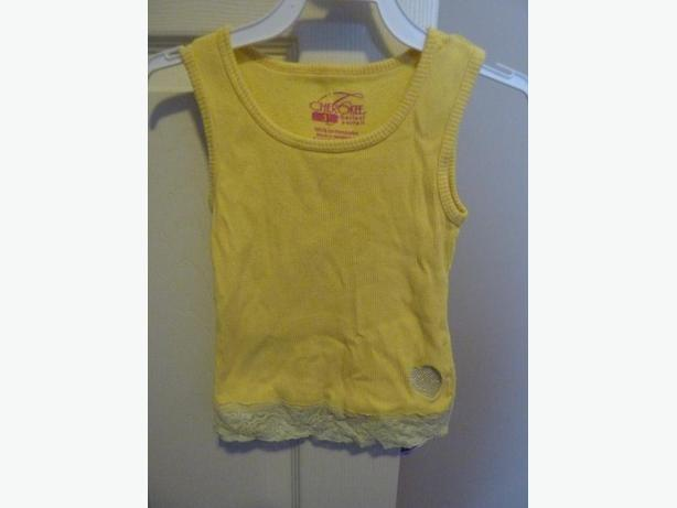 3 Tank Tops - Size 3/4