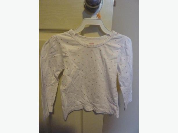 3 Shirts - Size 4