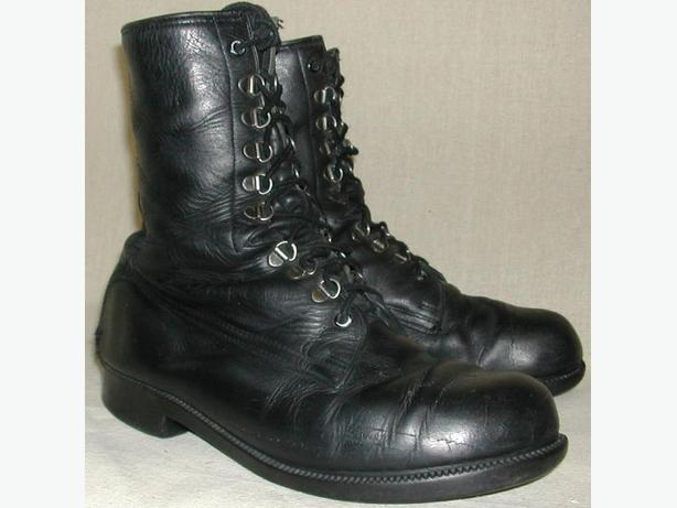 ARMY BOOTS (COMBAT) CDN MILITARY
