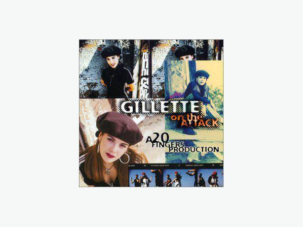 Gillette - On The Attack (CD)