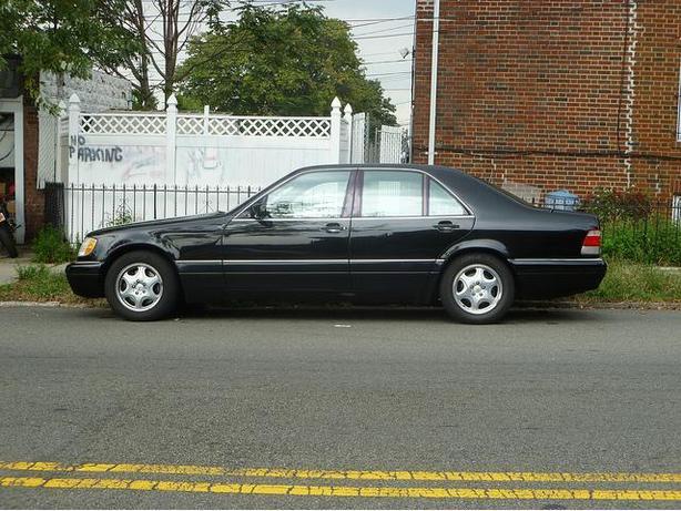 1997 Mercedes-Benz S320