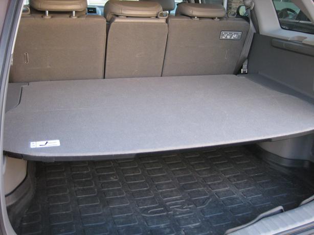 2010 honda cr v dual deck cargo shelf. Black Bedroom Furniture Sets. Home Design Ideas