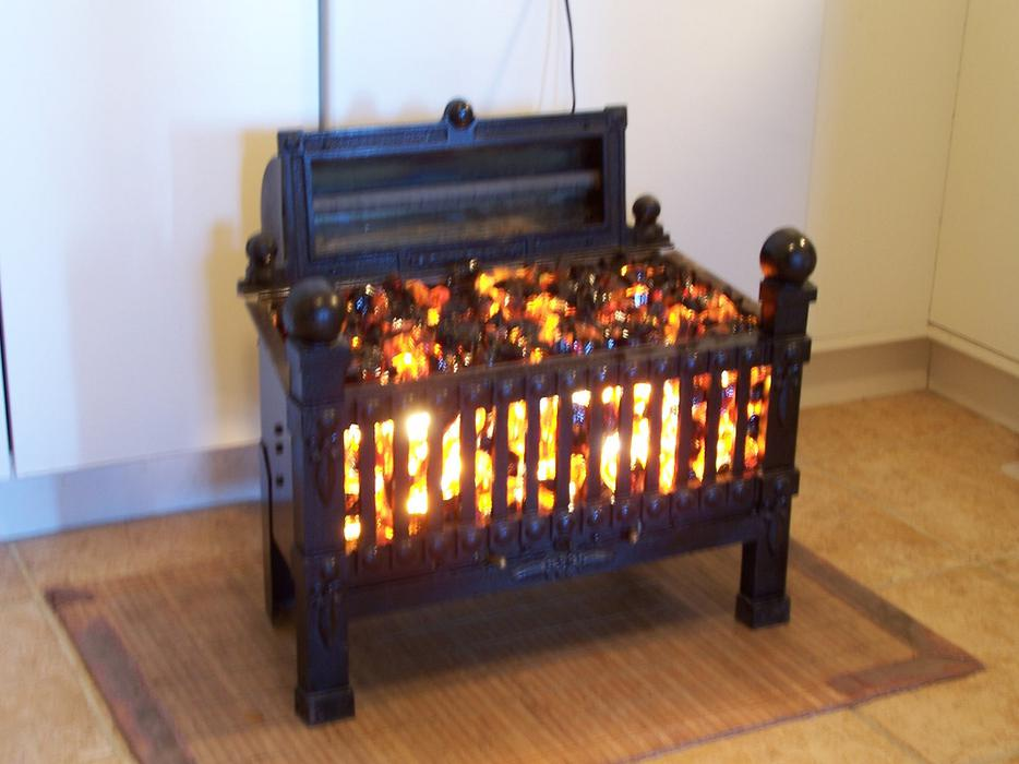 Electric Fireplace vintage electric fireplace : Black Electric Fireplace Insert with Element Central Ottawa ...
