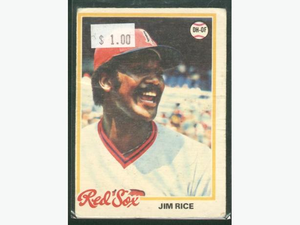 1978 O-Pee-Chee #163 Jim Rice Boston Red Sox