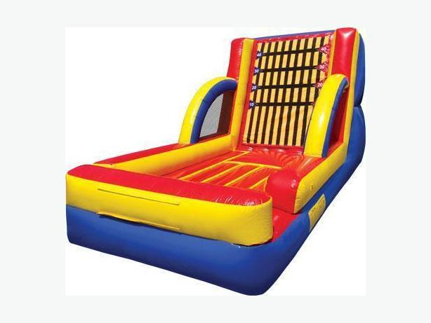 Inflatable Velcro Wall Party Rental - Kids, Teens & Adult Use!