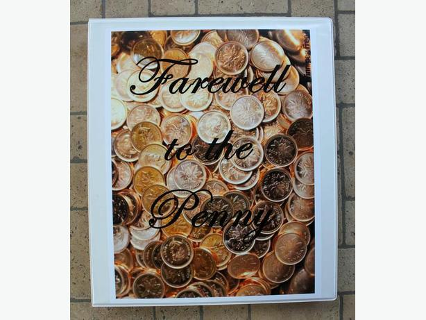 Farewell to the Penny Coin Album