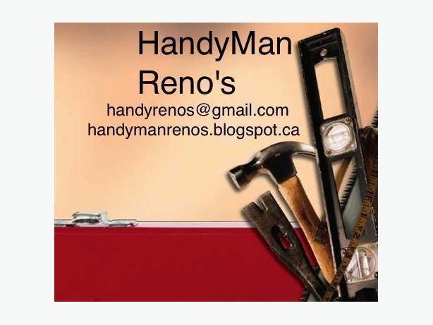 HandyMan Reno's