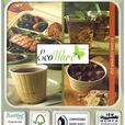 Compostable Eco food take out containers