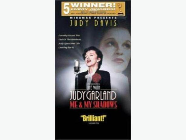"UNOPENED IN PACKAGE -  LIFE WITH JUDY GARLAND ""ME AND MY SHADOWS'"