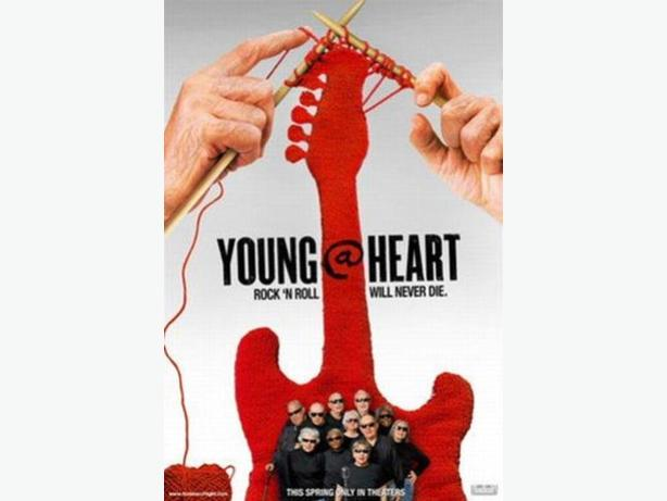 YOUNG  AT  HEART - A TRUE STORY